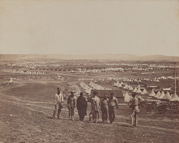 General View of Camp