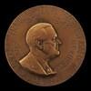 Franklin Delano Roosevelt Second Inaugural Medal [obverse]