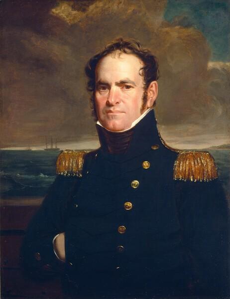 Commodore John Rodgers