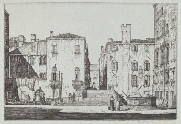 Campo dei Gesuiti, Venice