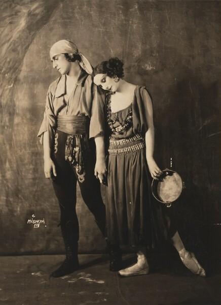 "Anna Pavlova ""Legendary Dancer with Laurent Novikoff"""