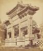 Arch in the Lama Temple Near Pekin, October 1860