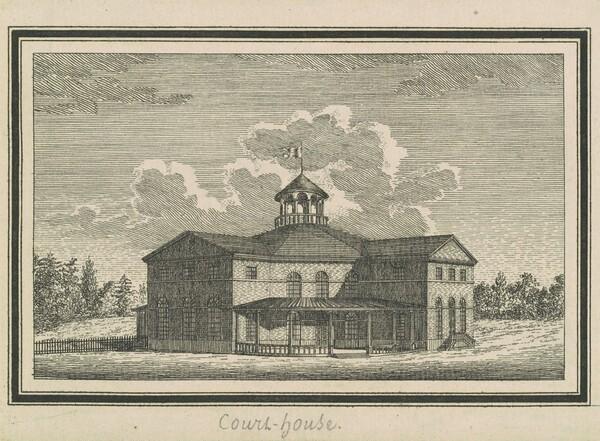 Esperanza, Courthouse