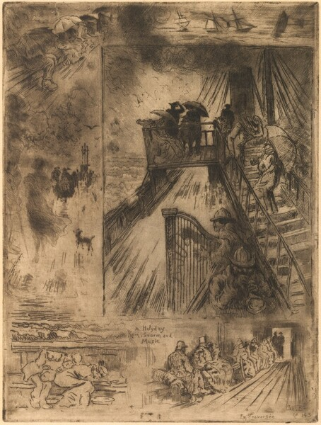 La Traversée (The Passage)
