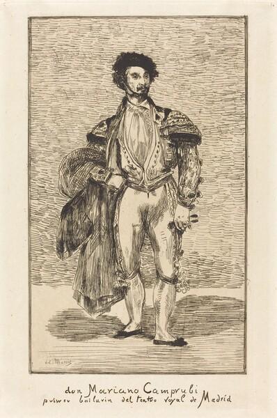 Don Mariano Camprubi (Le Bailarin)