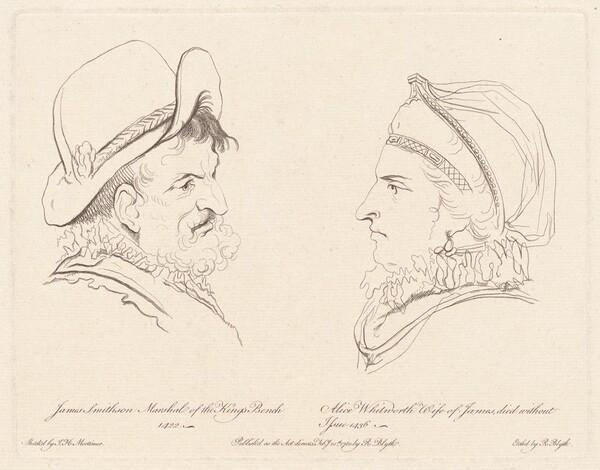 James Smithson and Alice Whitworth