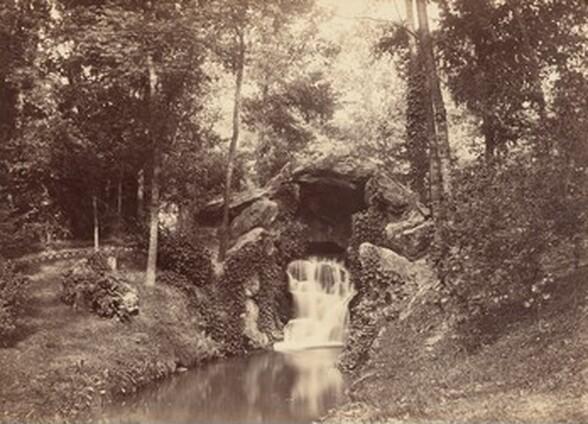 Grotto, Mare aux Biches, Bois de Boulogne