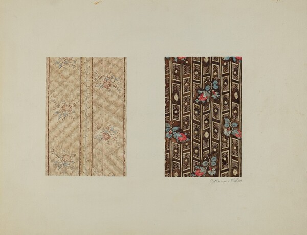 Chintzes from Quilt