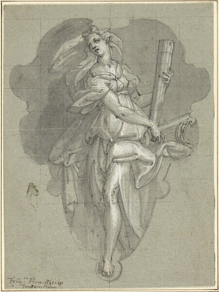 Euterpe (Personification of Music)
