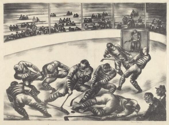 Untitled (Ice Hockey)
