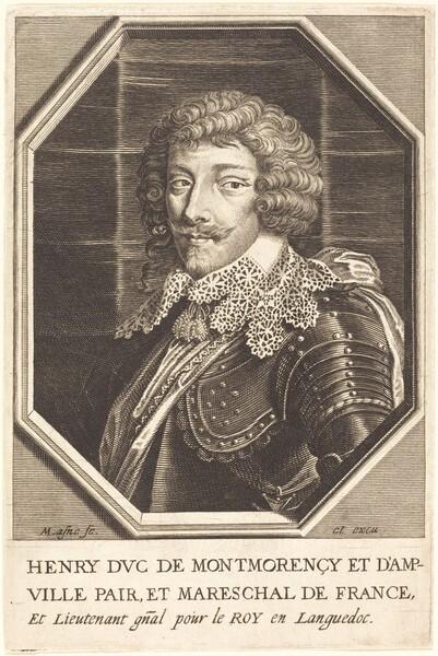 Henry II, Duke of Montmorency