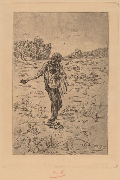 The Parable of the Sower (Le Semeur de Paraboles)