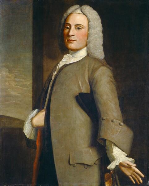Captain Alexander Graydon