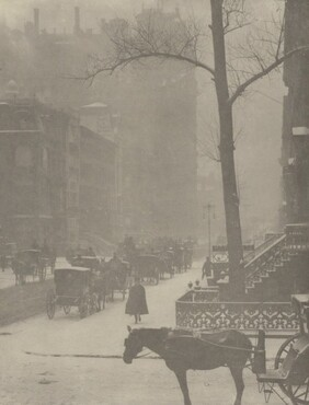 image: The Street, Fifth Avenue