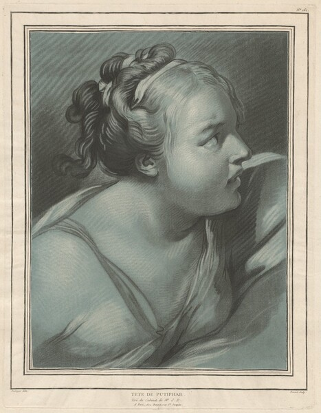 Tête de Putiphar (Head of Potiphar
