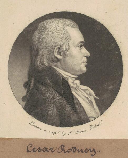 Caesar Augustus Rodney