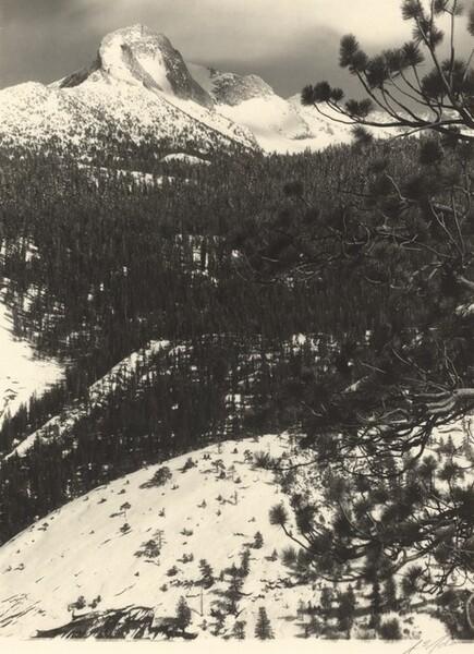 Mount Galen Clark, Yosemite Park
