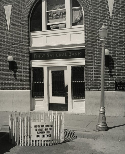 First National Bank, South Dakota