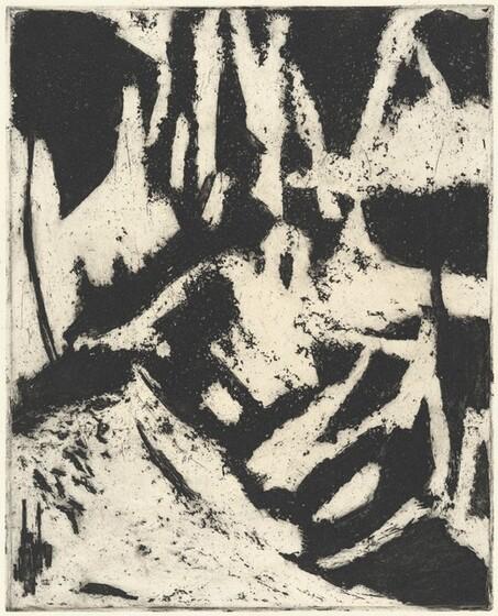 Eva Hesse, No title, 1957/19581957/1958