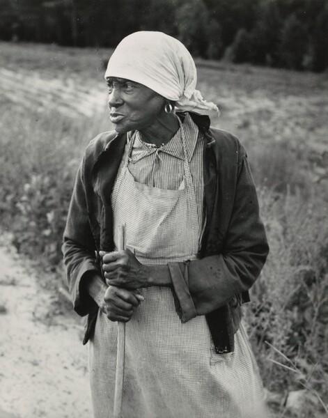 Former slave, Alabama