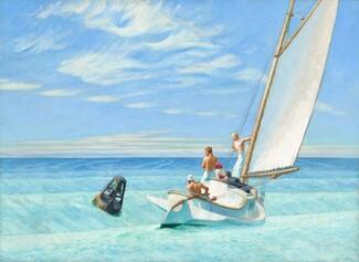 Edward Hopper, Ground Swell, 19391939