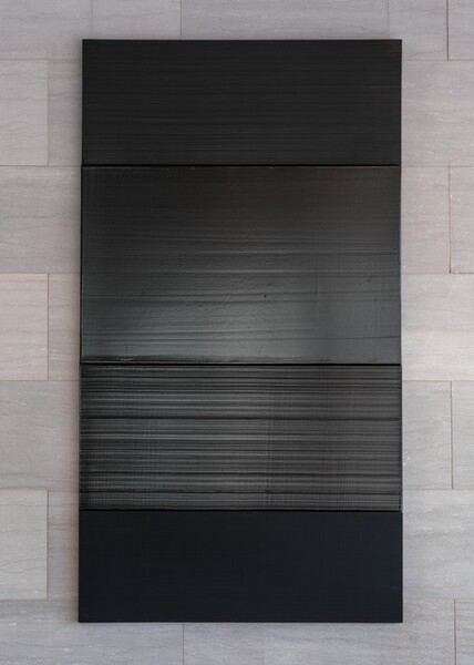 Peinture 326 x 181 cm, 14 mars 2009