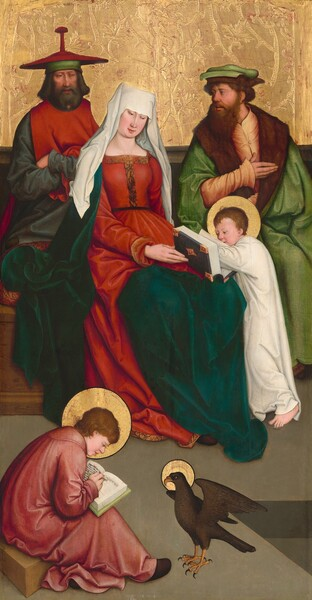 Saint Mary Salome and Her Family