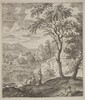 Landscapes in the Manner of Poussin