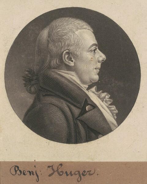 Benjamin Huger
