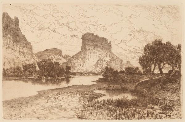 Green River, Wyoming Territory