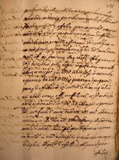 ASR, TNC, uff. 15, 1613, pt. 2, vol. 57, fol. 231r