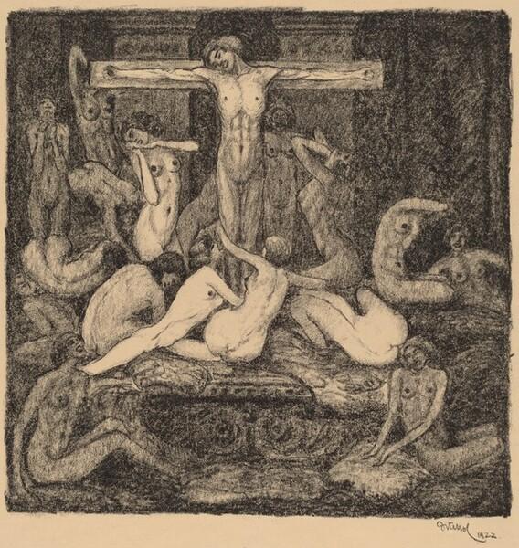 Symbolic Crucifixion