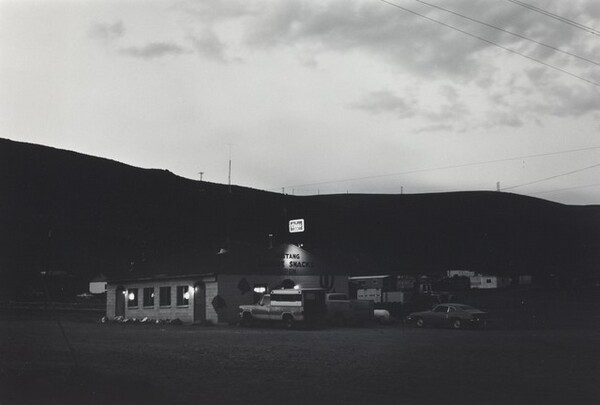 Mustang Bridge Exit, Interstate 80