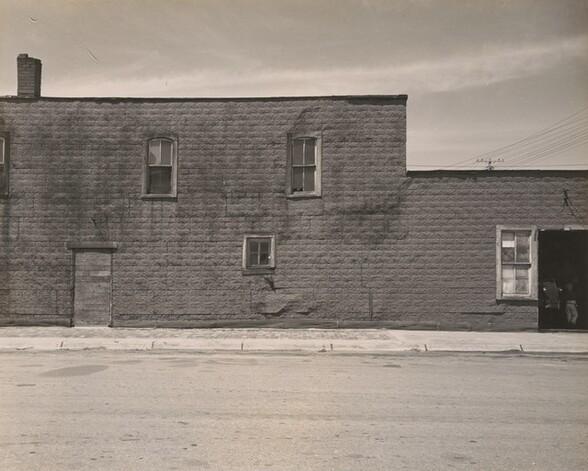 Brick Building, New Media, Pennsylvania