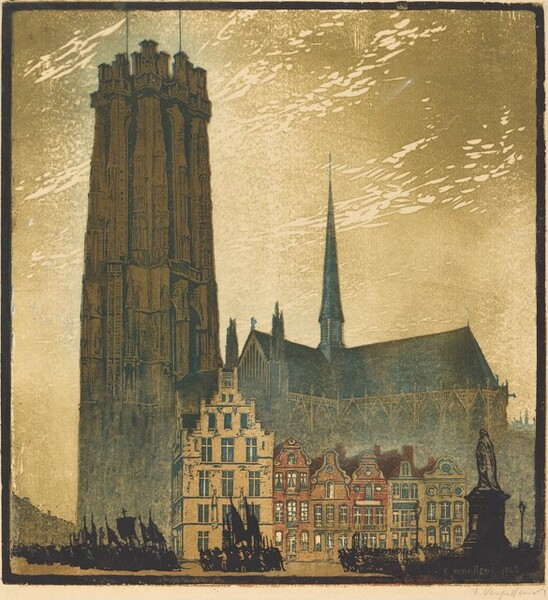 Malines Cathedral