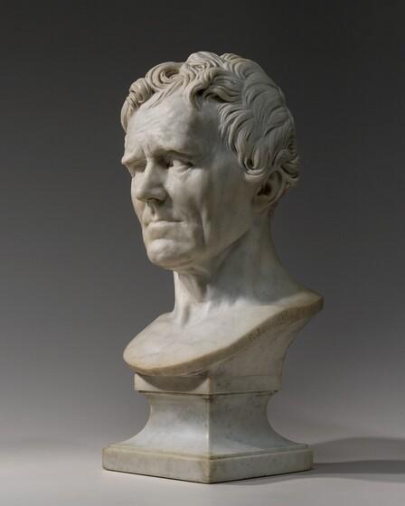 Pierre-Jean David d'Angers, Comte Antoine Boulay de la Meurthe, 18321832