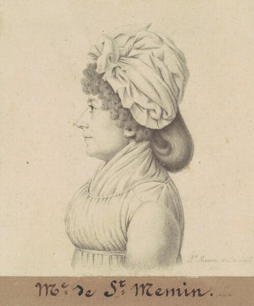 Marie-Victoire Févret de Saint-Mémin