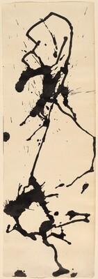 Jackson Pollock, Untitled, c. 1950