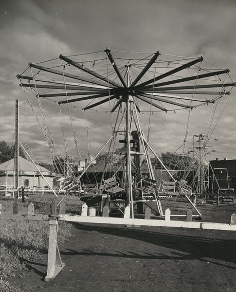 Carousel near Media, Pennsylvania