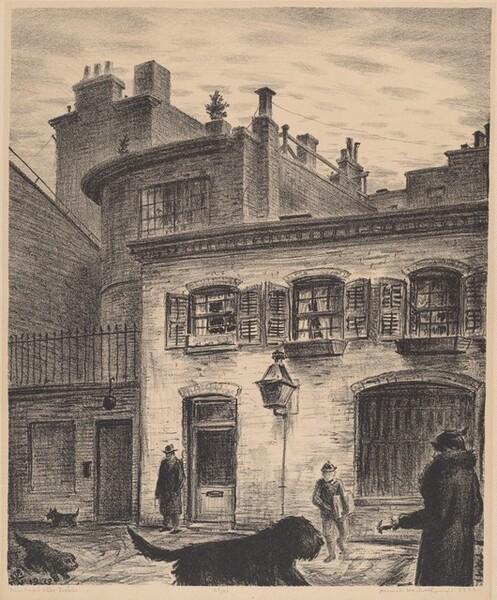 Macdougal Alley Scotch