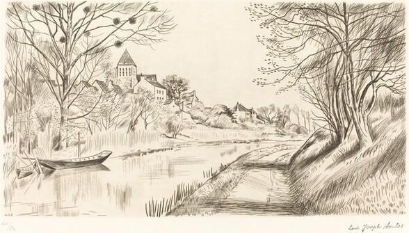 Bord du Canal et Ducy