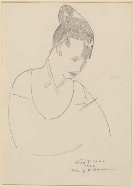 Elsie Speicher [verso]