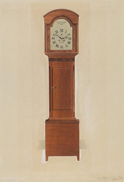Shaker Tall Clock