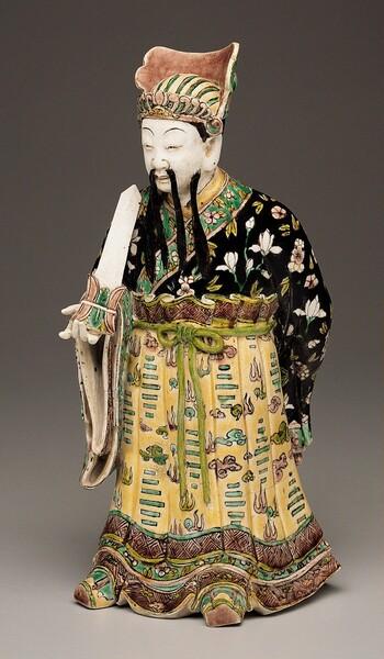 Figure of a Daoist Deity