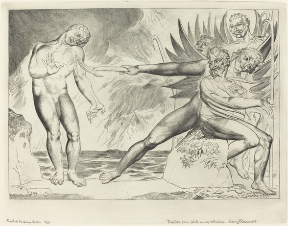 The Circle of the Corrupt Officials; The Devils Tormenting Ciampolo