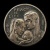 Peace is Life [obverse]