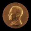 Harry S. Truman Inaugural Medal [obverse]