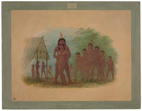 Orejona Indians