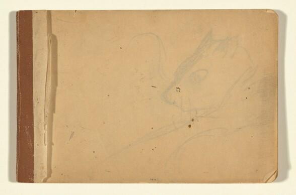 Beckmann Sketchbook 15