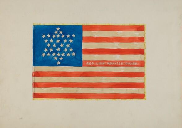 Flag: Civil War